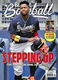 Current Beckett Baseball Monthly Price Guide Magazine JUNE 2021 Stepping Up Braves Ronald Acuna
