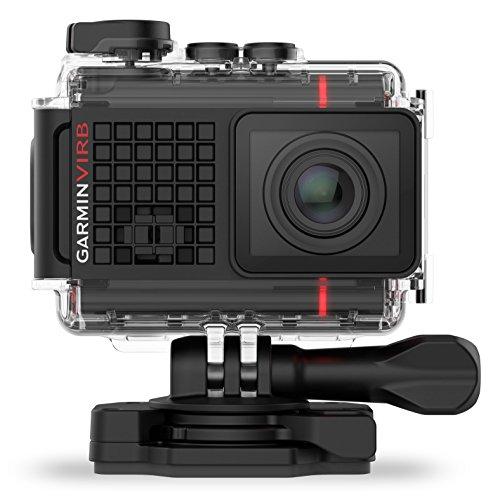 Garmin VIRB Ultra 30 Actionkamera - 4K-HD-Aufnahmen - Sprachsteuerung