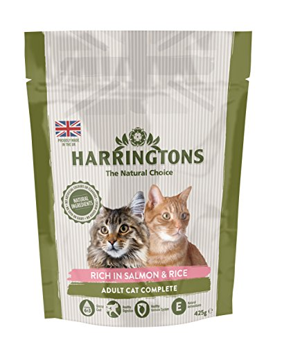HARRINGTONS Harrington's Katzenfutter, komplettfutter, Huhn mit Reis, 2kg