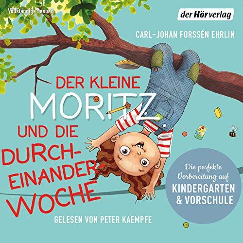 Page de couverture de Der kleine Moritz und die Durcheinander-Woche