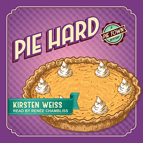 Pie Hard audiobook cover art