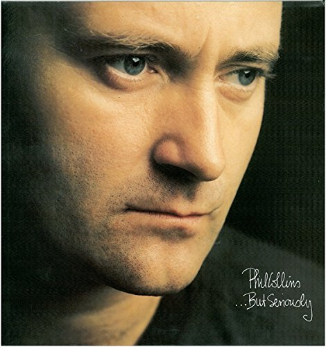 PHIL COLLINS... BUT SERIOUSLY VINYL LP[VS2620] 1989
