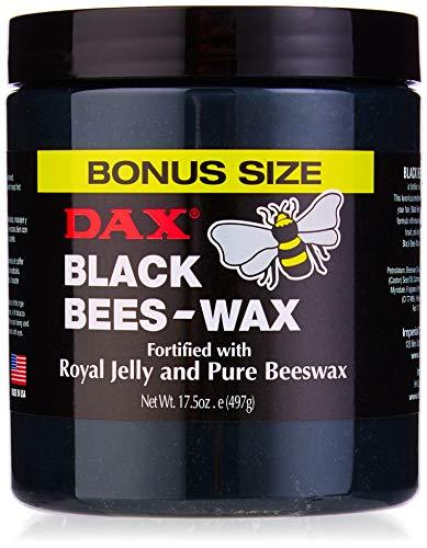 Dax Pommade à Cire d'Abeille Noir 400 g