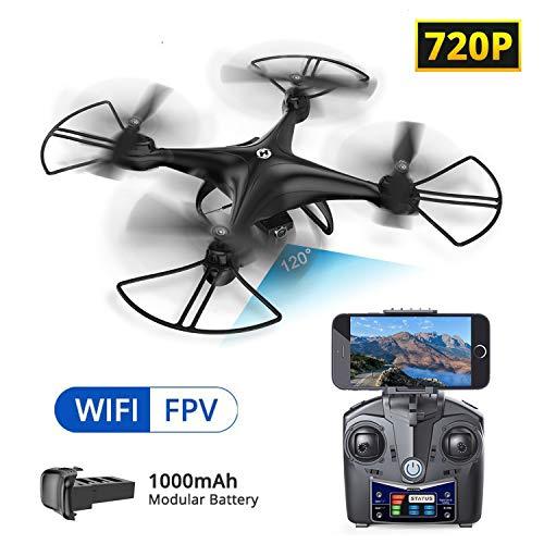 Drone Holy Stone HS110D avec Caméra HD720P