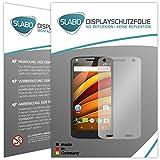 Slabo 2 x Film de Protection d'écran pour Motorola Moto X Force Protection écran Film No Reflexion...
