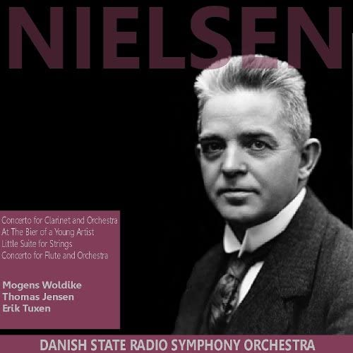 Danish State Radio Symphony Orchestra, Mogens Woldike