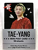 TradePlace SOL ソル - TAEYANG テヤン - BIGBANG ビッグバン グッズ / フォト メッセージカード 56枚セット - Photo Message Card 56pcs [韓流 K-POP 韓国製]