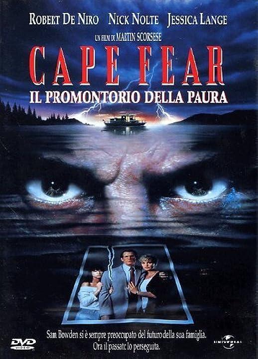 Dvd - film - cape fear - il promontorio della paura B001FZG45E