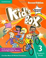 Kid's Box American English Level 3 Student's Book
