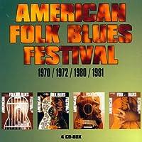 American Folk Blues Festi