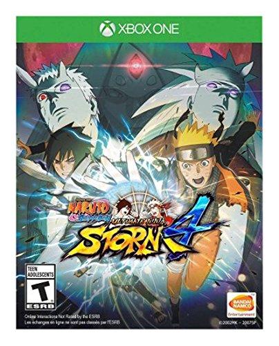 Naruto Ultimate Ninja Storm 4 - Day One Edition - Xbox One