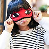 Anime Gintama cosplay eye mask Okita Sougo Cartoon fashion personality Eyepatch DIY 9.5cm Elastic Belt Travel Sleep Eyeshade