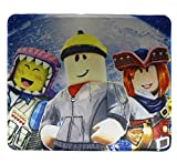 Robloxs Gaming Mouse Pad Cute Anime 12x10 inches Custom Mousepad Gaming mat for Kid
