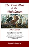 The First Part of the Tribulation: 2015 edition