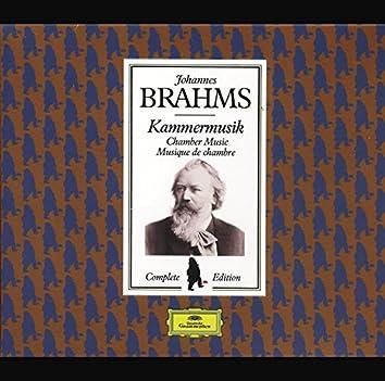 Brahms Edition: Chamber Music