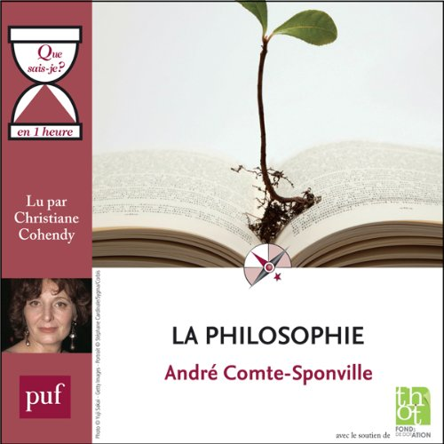 La philosophie en 1 heure  audiobook cover art