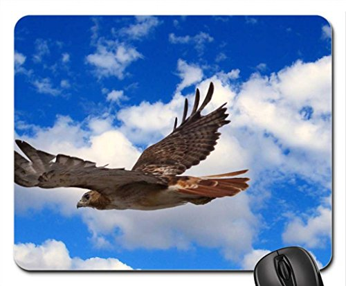 Glidding Free Mouse Pad, Mousepad (Birds Mouse Pad)