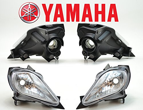 Yamaha Raptor 700, 350, YFZ 450, YFZ450, Wolverine Right/Left Headlight