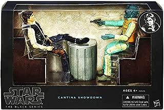 SDCC 2014 Star Wars Black Series 6-Inch Cantina Showdown Han Solo vs. Greedo Comic-Con Exclusive