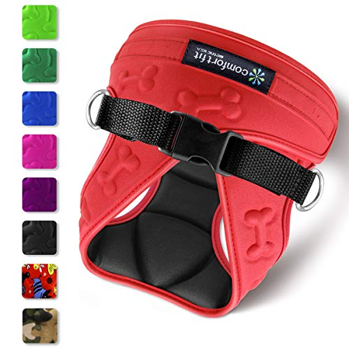 Comfort-Fit Metric USA Small Dog No Pull Harness Vest