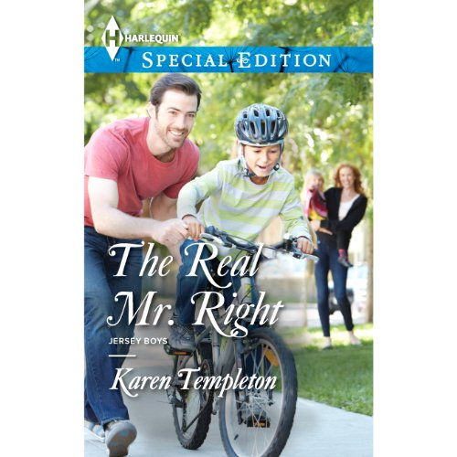 The Real Mr. Right audiobook cover art