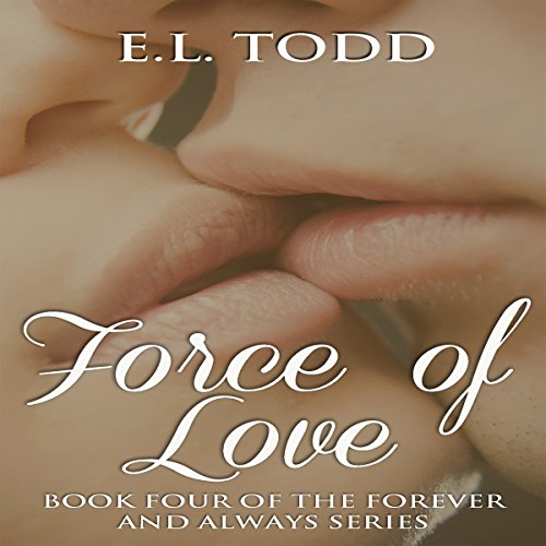Force of Love audiobook cover art