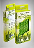 Tampon Dube Tubes: Set of 5 with Wrappers