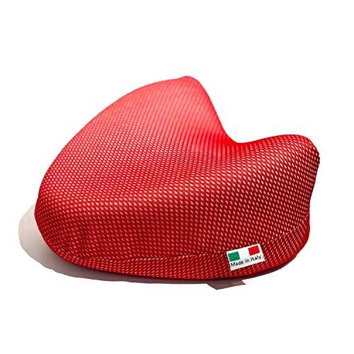 Up Soft Care - Almohada de espuma viscoelástica para piernas y rodillas contra dolores de espalda y problemas posturales