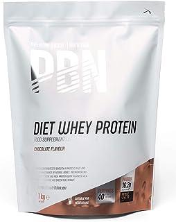 comprar comparacion PBN - Paquete de proteína de suero de leche light, 1 kg (sabor chocolate)