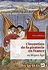 L'invention de la piraterie en France au Moyen Âge par Prétou