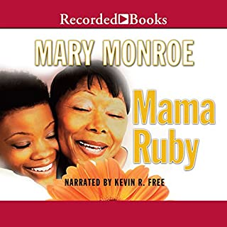 Mama Ruby audiobook cover art