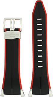 Seiko Original Honda Sportura Rubber SNA749 Watch Band Racing Band