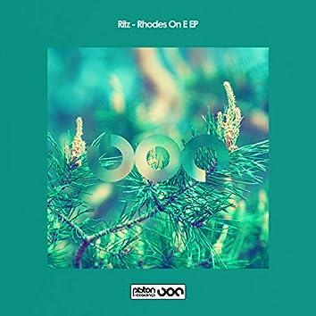 Rhodes On E EP