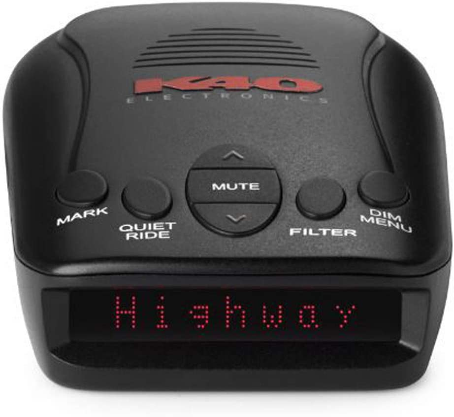Animer and price revision K40 RLS2 Portable Radar Detector GPS sold out with Laser