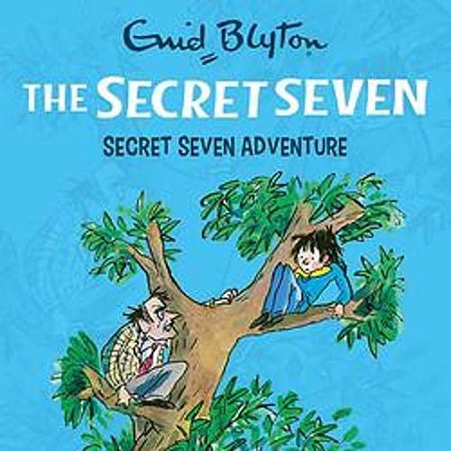 Secret Seven Adventure cover art