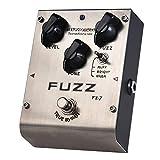 ammoon Tonefacier Series 3 Modes Fuzz Guitar Effect Pedal True Bypass Full Metal Shell BIYANG FZ-7