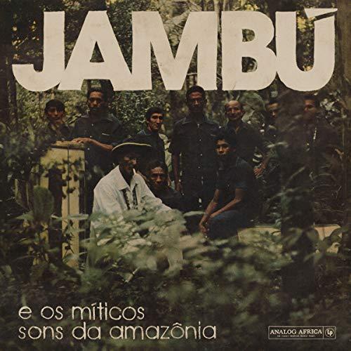 Jambu E Os Miticos Sons Da Amazonia [Vinilo]