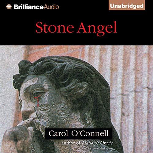 Stone Angel audiobook cover art