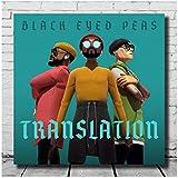 Lanruru Black Eyed Peas - Übersetzung Cover Art Poster