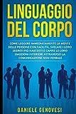 LINGUAGGIO DEL CORPO: Come leggere immediatamente la mente...
