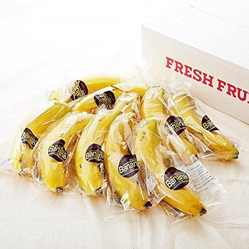 新宿高野 Day Fruit デイフルーツ バナナ #29100 [エクアドル産] フルーツ 果物 詰め合わせ セット (10本入り) 夏ギフト お中元