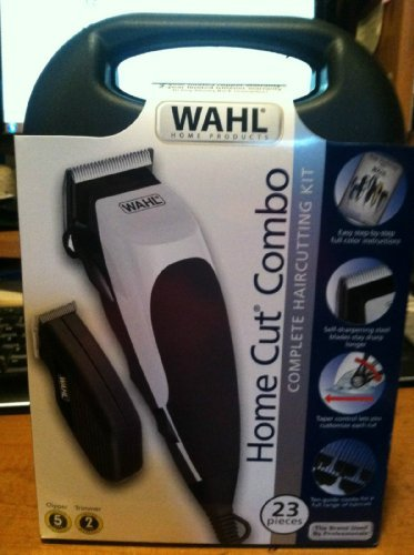 Wahl Home Cut Combo Haircut 23 Piece Kit