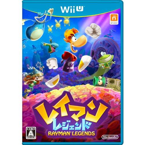 レイマン レジェンド - Wii U