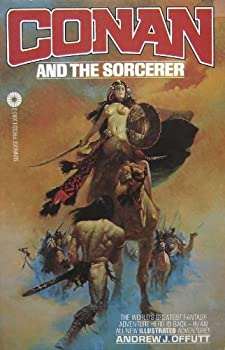 Conan and the Sorcerer (Conan Illustrated) - Book  of the Conan the Barbarian