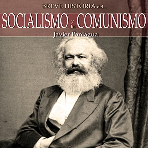 Breve historia del Socialismo y del Comunismo audiobook cover art