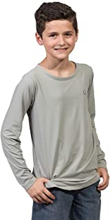 Camiseta Infantil Masculina Repelente Anti Insetos Manga Longa Extreme UV