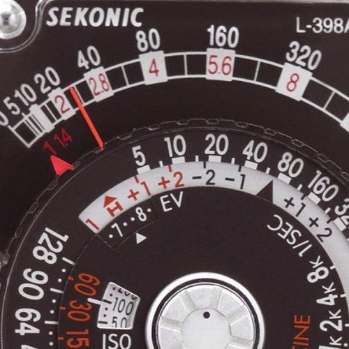 セコニック『スタジオデラックスIII(L-398A)』