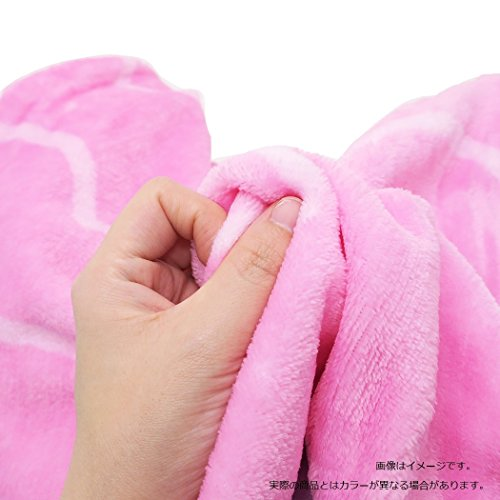 丸眞マーメイドブランケット人魚ピンク大人用寝袋0295045600