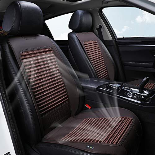 3D Belüftetes Auto Sitzauflage, Massagekissenbezug Sommer Universal Sitzkissen Sitzbezüge für Home Office Universal Auto