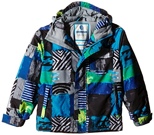 BILLABONG Jungen Snowboardjacke Over, Bubble Blue, 14, N6JB02